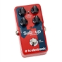 TC Electronic Sub 'N' Up Octaver Guitar Effects Pedal