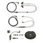 Shure SE535LTD Limited Edition Red Sound Isolating Earphones with Remote and Microphone