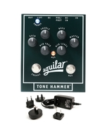 Aguilar Tone Hammer Bass Preamp/Direct Box with PSU-2 Universal 18v Power Supply