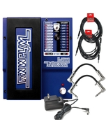 Digitech Bass Whammy Effect Pedal with Power Supply and Cables
