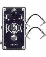 Dunlop EP103 Echoplex Delay Guitar Effects Pedal with Patch Cables