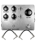 Fairfield Circuitry Meet Maude Analog Delay Guitar Effects Pedal with Patch Cables