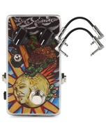 FuzzHugger Suneater Fuzz Guitar Effects Pedal with Patch Cables