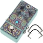 Digitech Polara Stereo Reverb Guitar Effect Pedal with Patch Cables