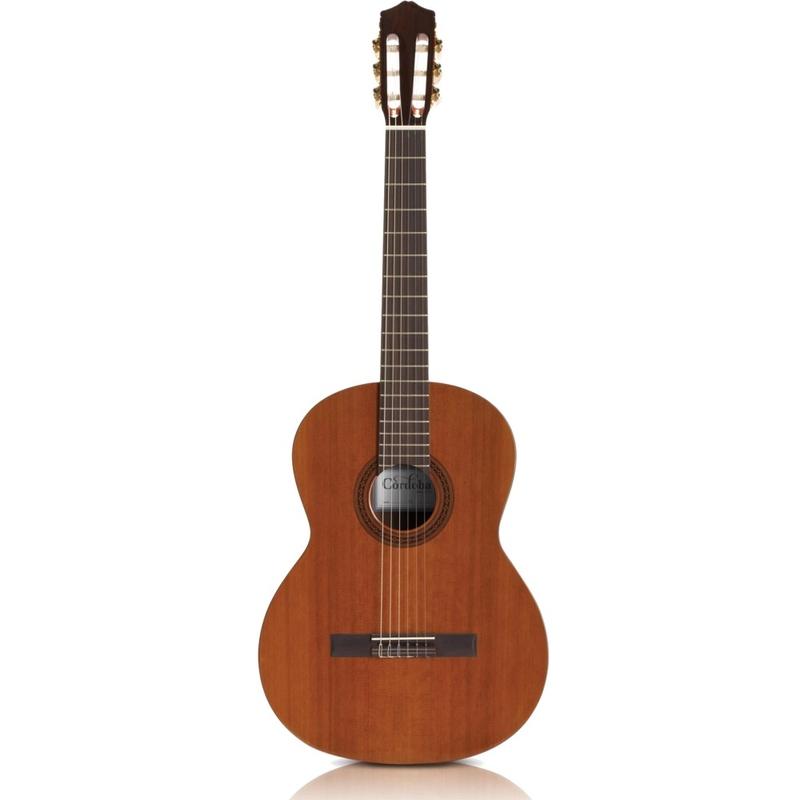 Cordoba C5 Cedar Top Mahogany Back and Sides Nylon-String Classical Guitar