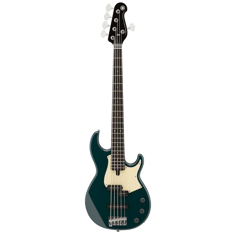 Yamaha B-Stock BB435 Electric Bass Guitar, 5-String, Teal Blue