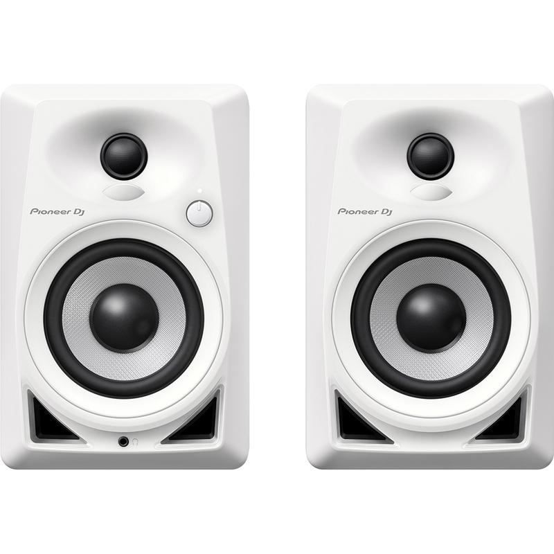 Pioneer DM-40 Active Studio Monitor Speaker (Pair)