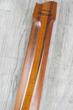 Strandberg Boden Metal 8 Guitar, 8-String, Roasted Maple Neck, Ebony Fretboard, Black Pearl