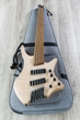 Strandberg Guitars Boden Bass Original 5 Bass Guitar, Roasted Maple Fingerboard, Natural