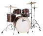 Gretsch Energy 5-Piece Drum Kit with Hardware and Bass Pedal (No Cymbals) - Mocha