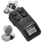 Zoom H6 Portable Handheld Recorder with Interchangeable Mic Capsules