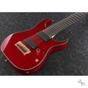 Ibanez RGIX28FEQM BGW Iron Label RG Series 8-String Quilt Top Electric Guitar Burgundy Wine Finish with Hard Case