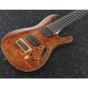 Ibanez SIX28FDBG NT Iron Label S Series 8-String Electric Guitar Natural Finish with Hard Case