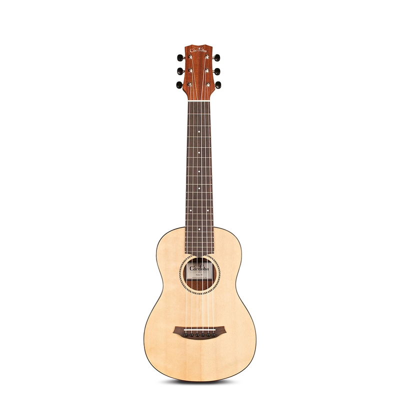 Cordoba MINIM Mini M Nylon String Guitar - Mahogany Finish