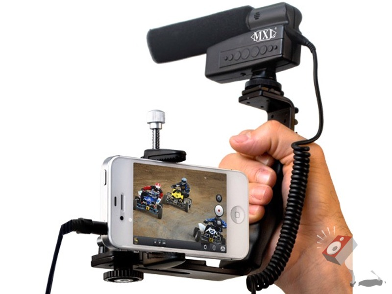 MXL MM-VE001 Videographer's Essentials Kit