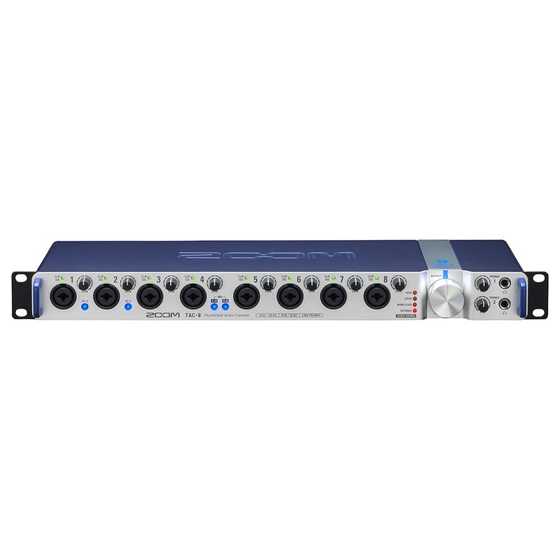 Zoom TAC8 8-Channel Thunderbolt Audio Converter